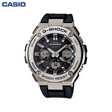 Наручные часы Casio GST-W110-1A мужские кварцевые на пластиковом ремешке