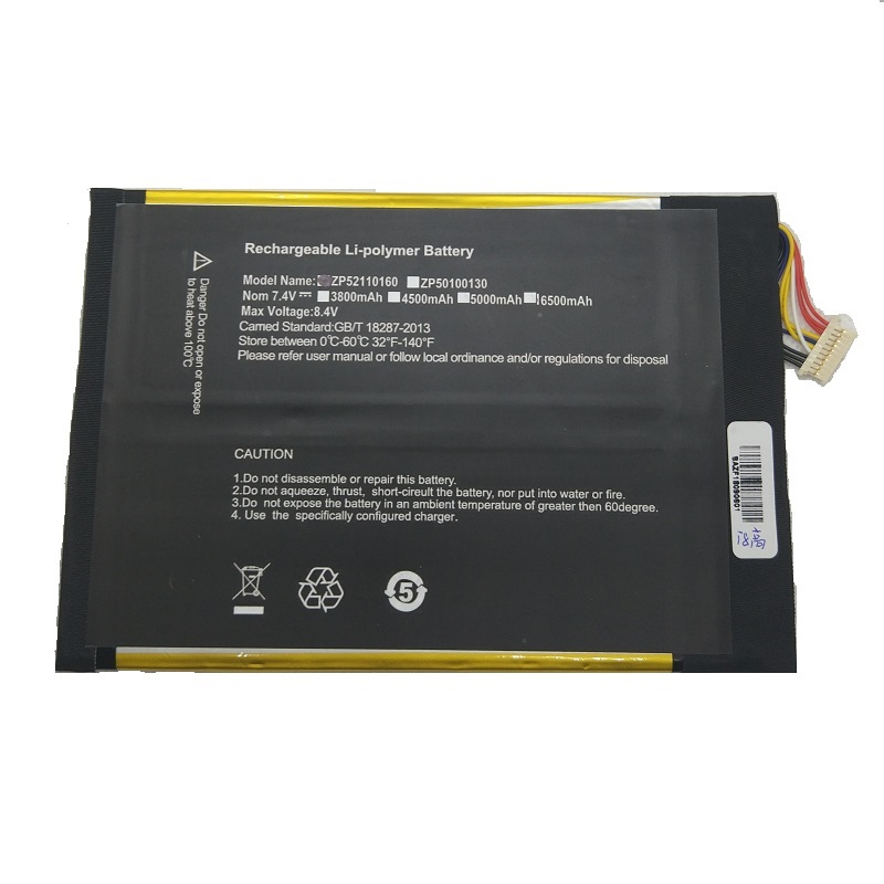 7.4 V batterie de rechange pour Cube I7 Manuscrite et MIX PLUS Tablet PC Accumulateur Li-Po Rechargeable Kubi i8/ c6116/I8116