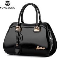 Patent Leather Women Messenger Bags Casual Tote Femme Fashion Luxury Handbags Women Bags Designer Pocket High