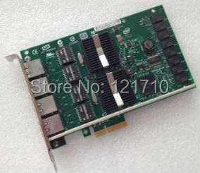 NIC card PRO/1000 PT PCI-E Quad Port Low Profile Server AdapterNIC card PRO/1000 PT PCI-E Quad Port Low Profile Server Adapter