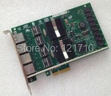 NIC карты PRO/1000 PT PCI-E Quad Port Низкопрофильный Серверный Адаптер