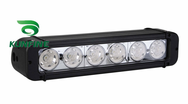 Cheap shipping !18months warranty !9~70V /60W Auto high power LED work Light Bar for Truck Trailer SUV technical vehicle Boat