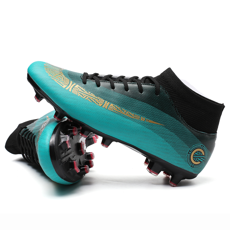 e129b43ea59 Superfly VI 6 FG Football Boots Mens Cr7 Soccer Cleats Training Soccer Shoes  2018 Chuteira Futebol Profissional Scarpe Da Calcio-in Soccer Shoes from  Sports ...