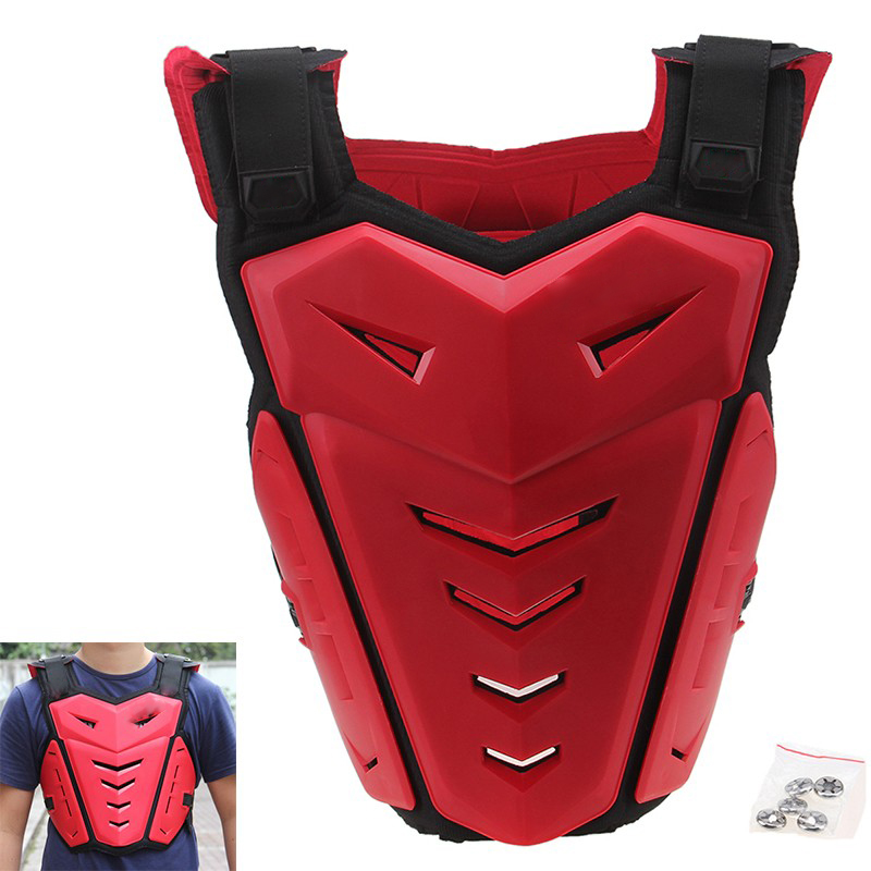 Professional Motocross Motorcycle Jackets EVS F1 Roost Guard Chest Protector Armor Offroad Motorcycle Dirt Bike Body
