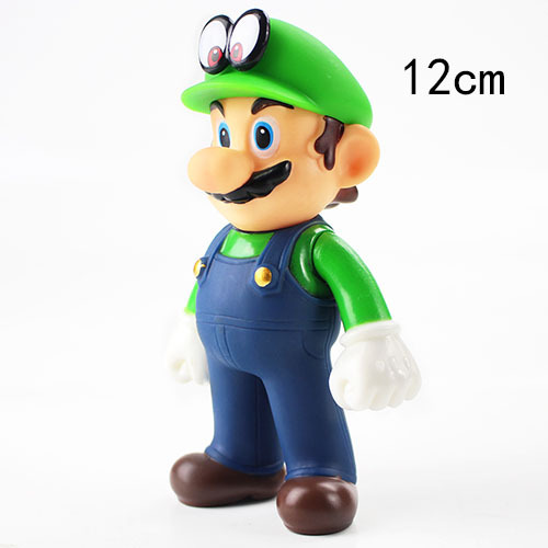 13 Gaya Super Mario Mario Ungu Putih Hitam Penuh Gaun Emas Dan Perak Polisi Petualang Pelaut Pvc Action Figure 12 Cm 13 Cm Aksi Toy Angka Aliexpress