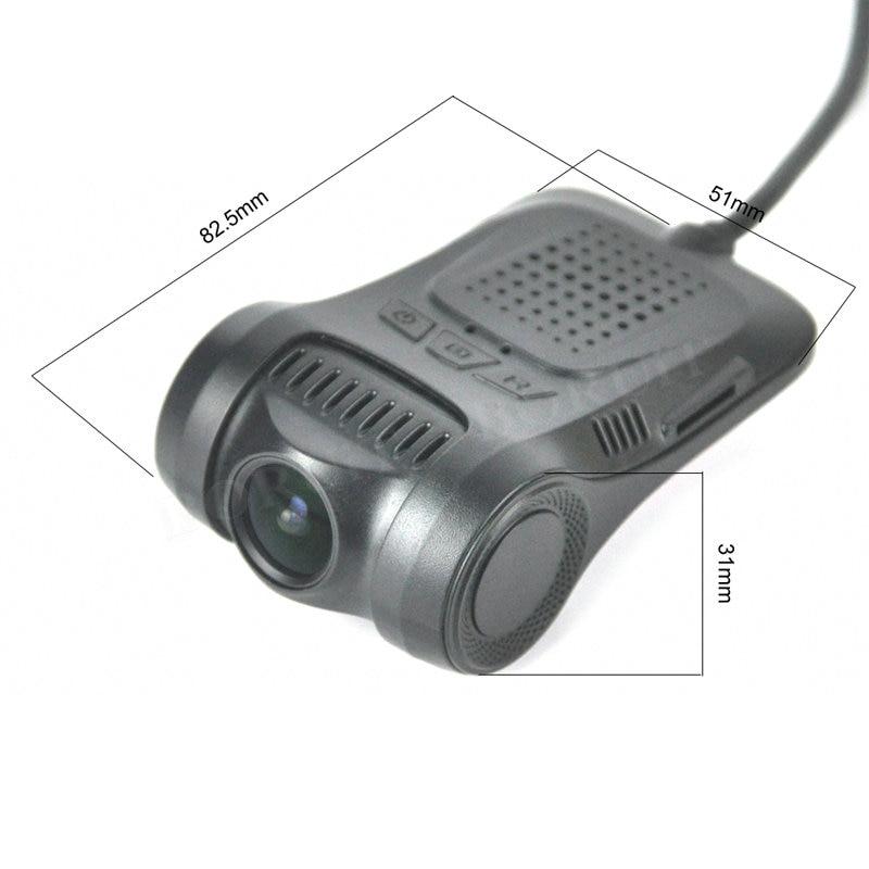BORUi WIFI auto DVR kaamera Full HD 1080P kriipskaamera registreerija - Autode Elektroonika - Foto 2