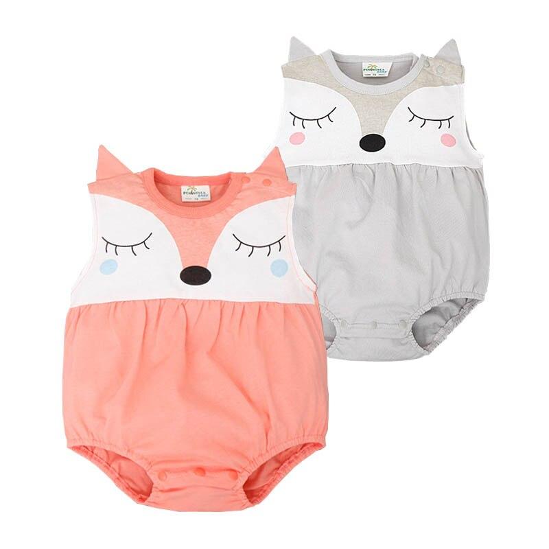0c4d9c4cf0f8 Detail Feedback Questions about Newborn Baby Bodysuits Girl Fox ...