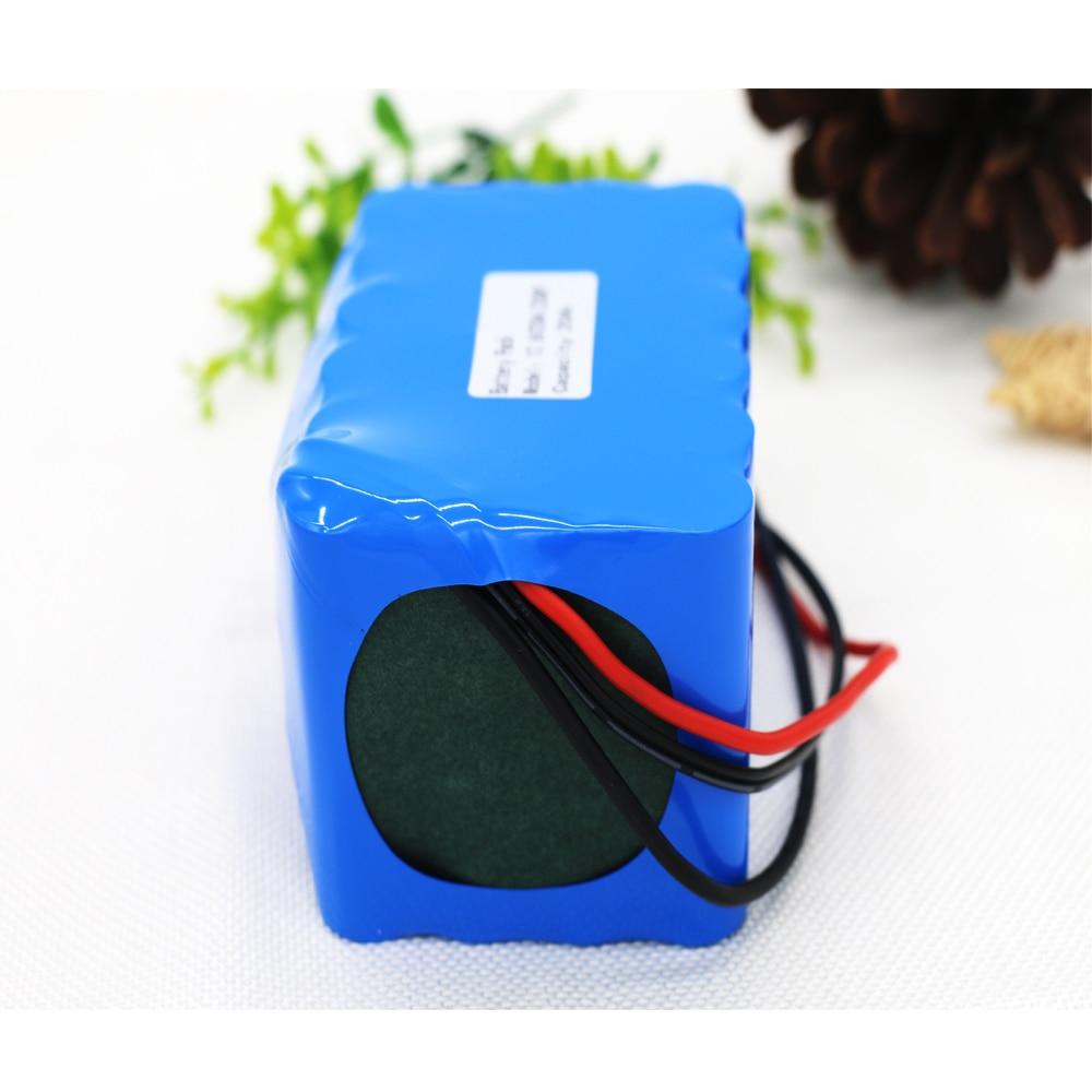 цены 12V 20Ah 3S8P 11.1V 12.6V High-power Lithium Battery Pack for Inverter Miner Xenon Lamp Solar Street Light Sightseeing Car Etc