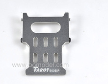 Tarot 500 Parts Metal Receiver Mount TL8011Tarot 500 RC Helicopter Spare Parts FreeTrack Shipping