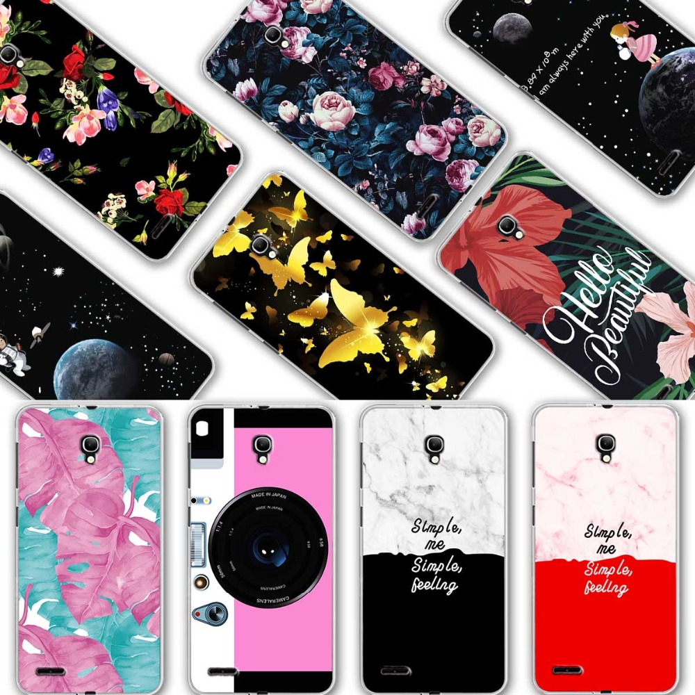 YOUVEI Lovers Style Phone Cases For Alcatel Pop 2 5.0