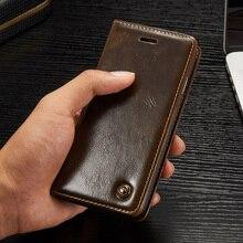 Новый Люкс Ретро Кожа Флип Case Случаи Обложка Магнит Слот Для Карты Бумажник Fundas Стоит Case Для Apple Iphone 5/5s/Se/6/6s/7/7 Плюс