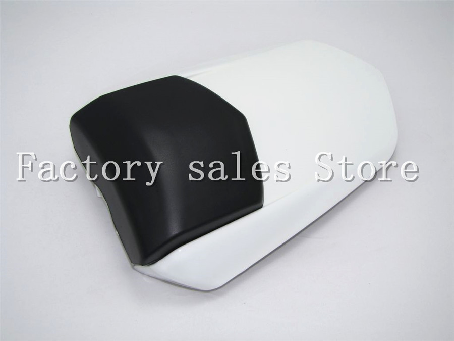 For Yamaha YZF1000 YZF 1000 R1 2004 2005 2006 White Rear Seat Cover Cowl Solo Racer Scooter Seat Motorcycle Motorbike YZFR1