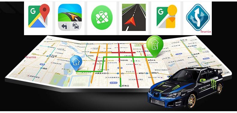 Car DVD GPS for Toyota Terios Old Corolla Camry Prado RAV4