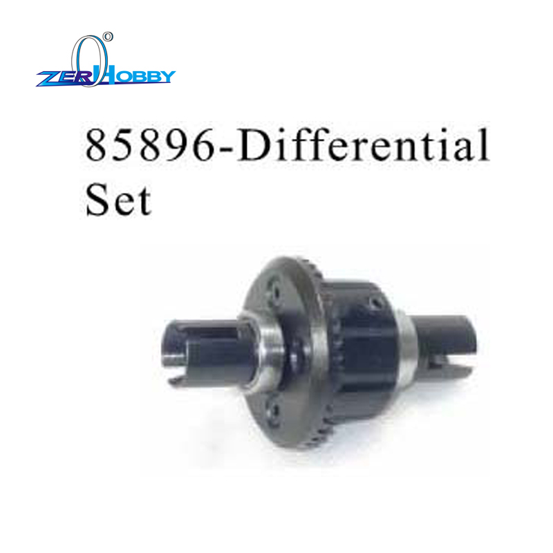 Differential gear set for nitro rc cars hsp 94885-85896