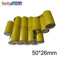 C células 3000mah para o cd bp60 bp 60 bp 72 bp72 do bloco da bateria de hilti 24v ni mh para a auto-instalação