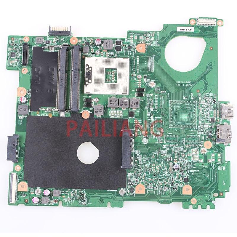Ordinateur portable carte mère pour DELL VOSTRO 3550 V3550 15R N5110 PC Carte Mère HM65 0Y0RGW plein tesed DDR3