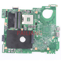 PAILIANG Laptop motherboard for DELL VOSTRO 3550 V3550 15R N5110 PC Mainboard HM65 0Y0RGW full tesed DDR3