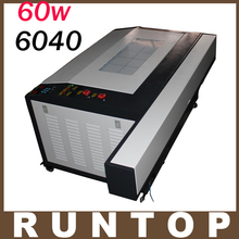 60W  400*600mm CO2 Laser Engraver 6040  Cutting Machine 4060 460 USB port