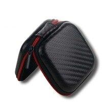 Многофункциональный Миниатюрный футляр для хранения наушников, гарнитура, кабель USB, органайзер для SD-карты, чехол, сумка ND998