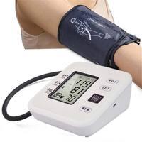 Blood Pressure Pulse Monitor Upper Arm Portable Measuring Automatic Automatic Digital Sphygmomanometer Health Care CCP025