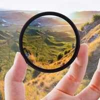 Super mince 49/52/55/58/62/67/72/77 MM étanche circulaire polariseur CPL caméra lentille filtre polarisateur pour canon pour sony caméra