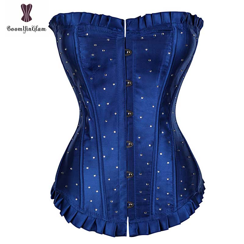 8a1fbc3941f39 Detail Feedback Questions about Waist Trainer Corset Satin Push Up ...