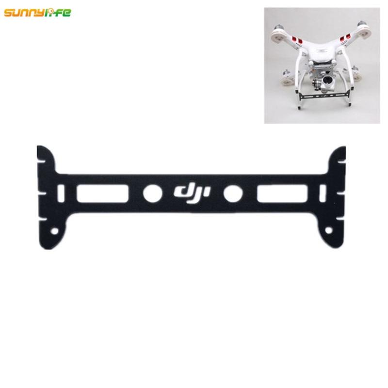 Sunnylife Phantom 3 Standard Gimbal Camera Plate Landing Guard Board Protector Protector DJI Phantom 3 Professional Advanced