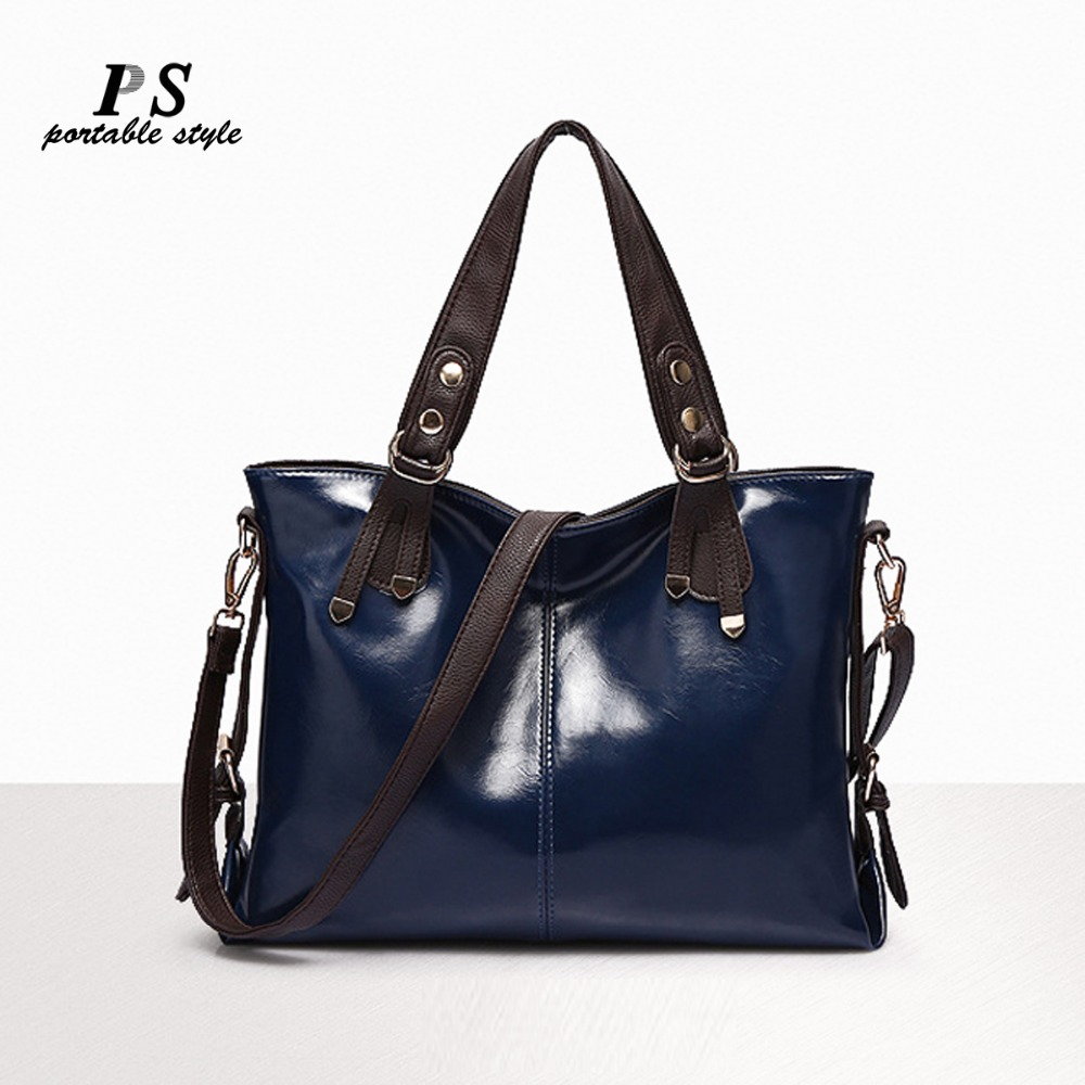 New European Style Ladies HandBags Women Genuine Leather Bags Totes Messenger Bags High Quality Designer Luxury Brand Bag
