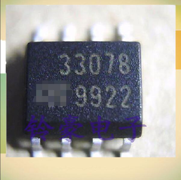SMD IC MC33078DR2 <font><b>MC33078</b></font> dual op-amp chip SOP8 quantity better price clock image