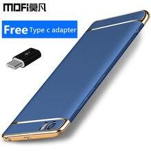 Xiao Mi 5 чехол Xiaomi Mi 5 задняя крышка Жесткий защитный Телефон САППУ MOFI оригинальный Xiaomi MI5 Pro случаях и охватывает 5.15