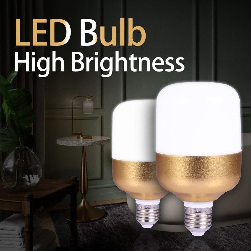 E27 LED Bulb Water Vapor Proof Lamp 220V 10W 15W 20W 30W 40W Led E27 Light Bulb Home Lighting Anti Mosquito