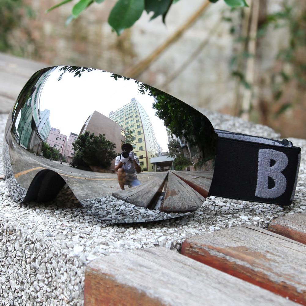 Gafas de esquí Hombres Gafas de esquí Mujeres 100% UV400 - Ropa deportiva y accesorios