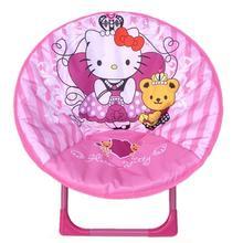 Детский складной стул, мультяшное кресло с Луной, уличное портативное обеденное кресло, детский стул, детский стул, стул со спинкой
