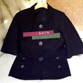 Mulheres top saia conjuntos, personalizado plus size xs ~ 6xl, moda top de culturas e conjunto saia, conjunto de tweed poncho casaco + saia, elegante roupa do escritório