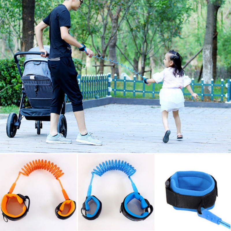Children Leash For Newborns Leashes Baby Anti Child Lost Harness Safety Toddler Kids Wrist Link Child Strap Kinder Tuigje #3