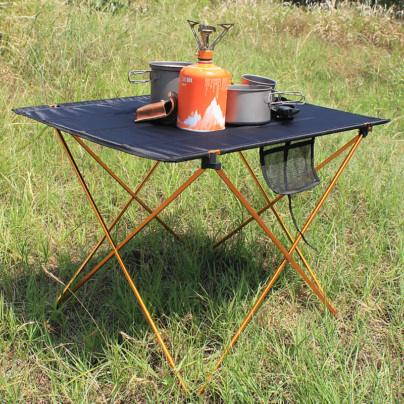 Portable Outdoor BBQ Camping Picnic Folding Table