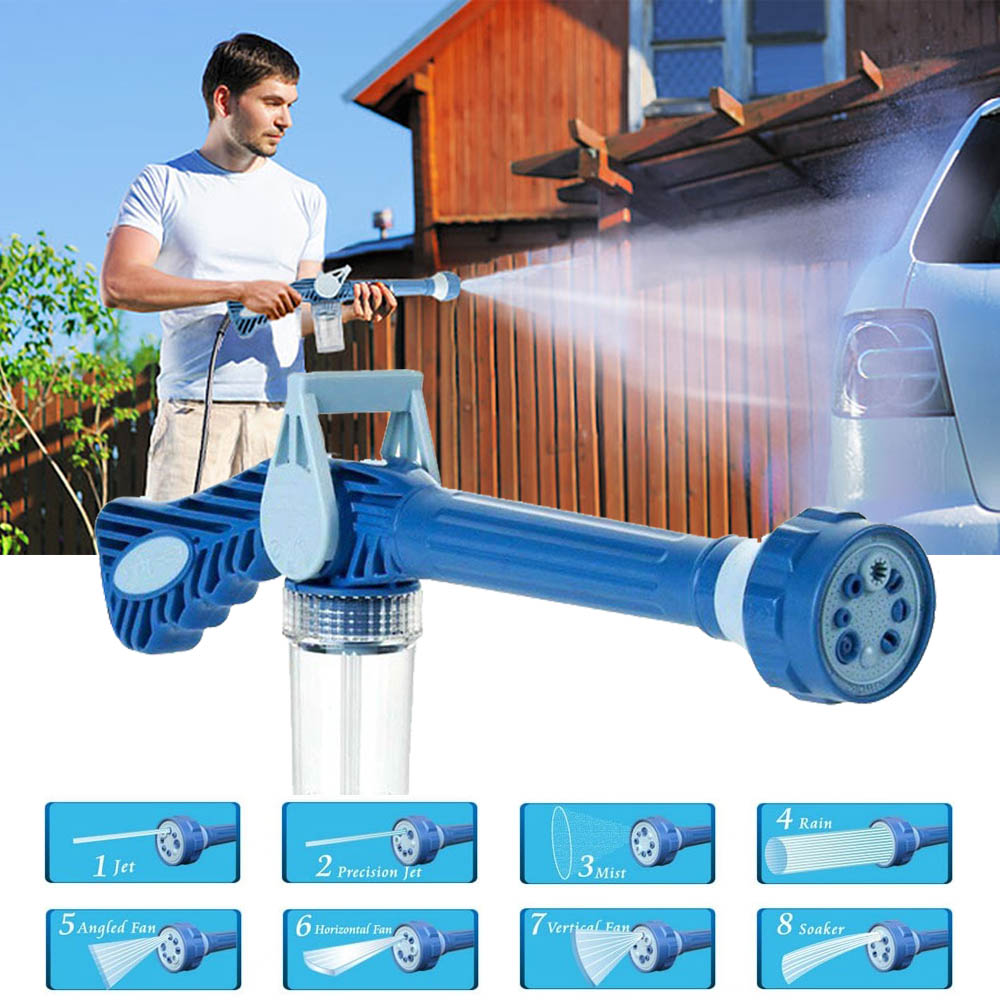 Portable Durable Foam Lance Pressure Washer Car Wash Jet Gun Cannon