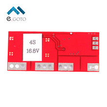 4S 30A High Current Li-ion Lithium Battery 18650 Charger Protection Board Module 14.4V 14.8V 16.8V Overcharge Over Short Circuit