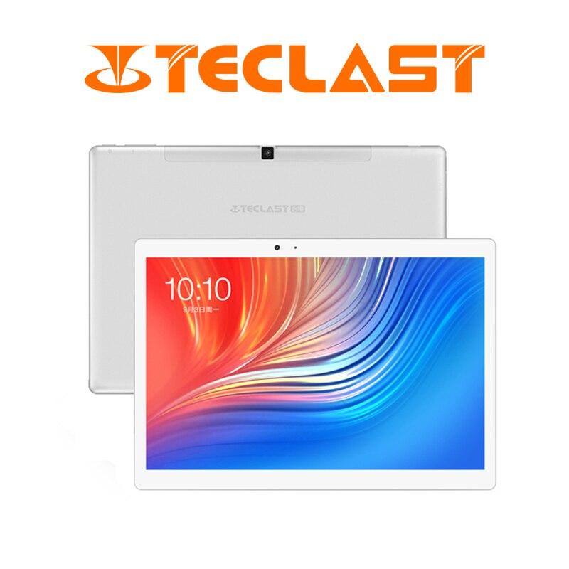 Teclast T20 Tablet PC 10.1 pouces 2560*1600 helio X27 MT6797 Deca Core Android 7.0 4 GB RAM 64 GO ROM 4G appel Téléphonique 8100 mah 13MP