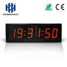 Honghao LED Timer Countdown Clock Multifunction Home Gym Sports Match