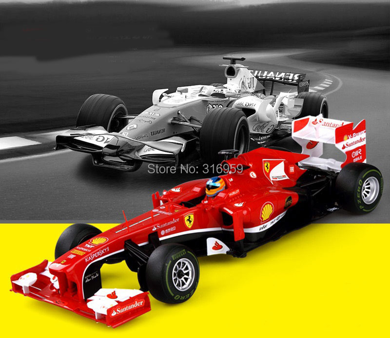 все цены на Super RC Car F1 Formula One 1:12 F1 Car Model High Speed Racing car Formula champion car High Power Electronic toy Vehicles онлайн