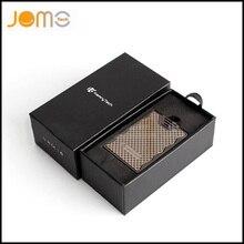 Kamry Q Box-Mini Exquisite Electronic Cigarette Mod Kamry Vaporizer Kit Carbon Fiber Skull Vape Mod Ecigarette Vape Pen Jomo-128