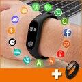 Sport Armband Smart Uhr Männer Frauen Für Android IOS Smartwatch Handgelenk Wach Uhr Smart Band Fitness Tracker Smartband Smartwach-in Smart Watches aus Verbraucherelektronik bei