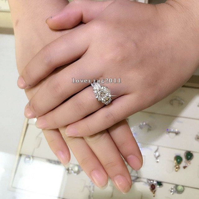 Zirconia Luxury Ring