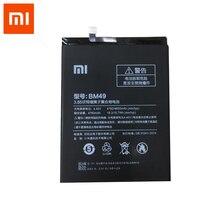 Фотография Original Xiaomi Mi Max Cellphone battery 4850mAh BM49 High Capacity replacement batteria protection PCB Lithium Polymer