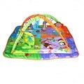 Desenvolvimento do bebê esteira do jogo crianças brinquedos ginásio tapete musical playmat