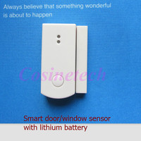868MHZ Door Window Magnetic Sensors For Home Security Alarm System Door Magnet Contact Alarm For Our