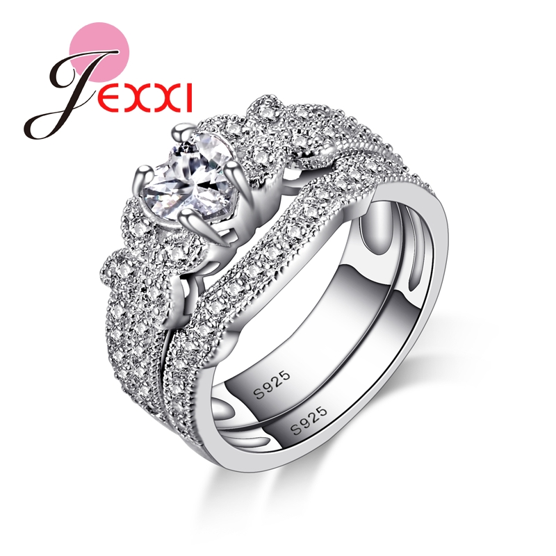Buy wedding ring sets for brides and get free shipping on AliExpresscom