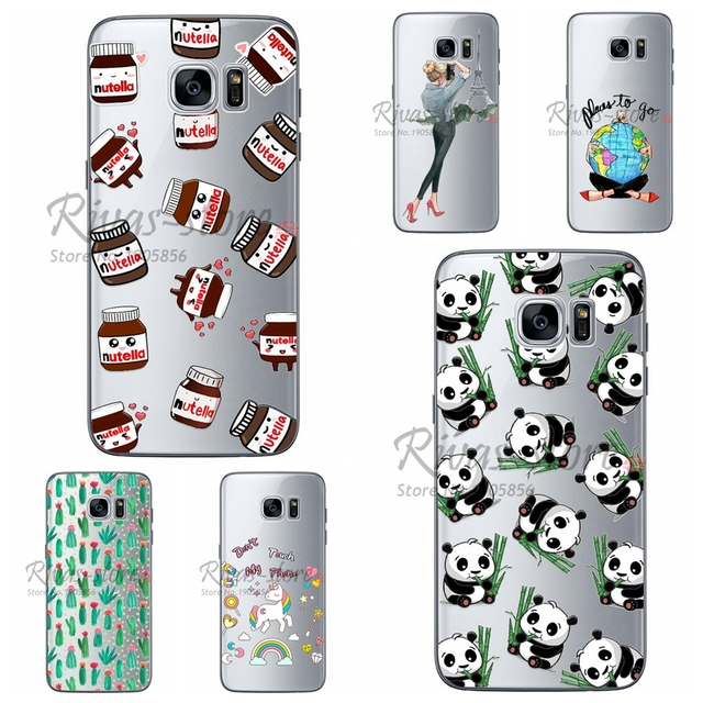 coque samsung galaxy s6 edge souple en silicone
