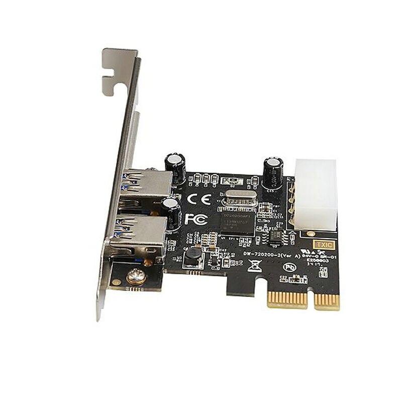 Great-Q SuperSpeed 2 puertos USB 3.0 19-pin USB3.0 PCI-E PCI - Componentes informáticos - foto 4